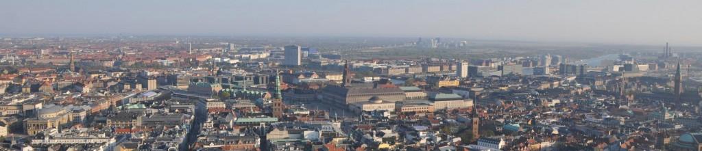 Ballontur over København med DreamBalloon